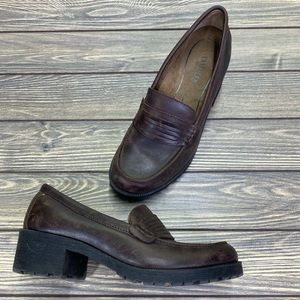 Eastland Newberry Leather Loafers